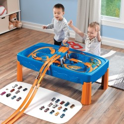 Hot Wheels Car & Track Circuit