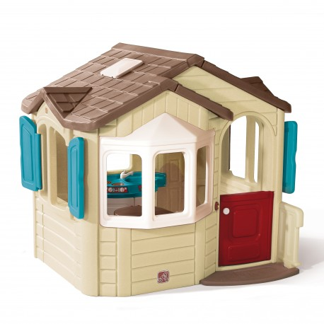 Naturally Playful Welcome Home Playhouse