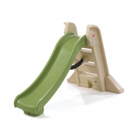 Naturally Playful Big Folding Slide