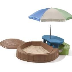 Summertime Zandbak met Picknicktafel