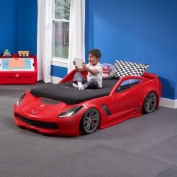 Corvette Z06 bed
