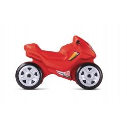 Free Wheeling Motorcycle (red)