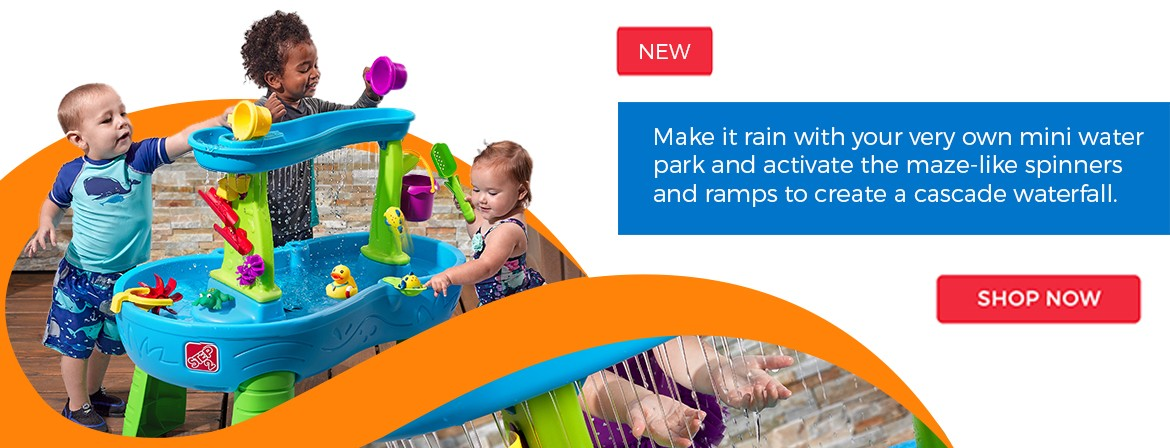 View the product page of this new water table
